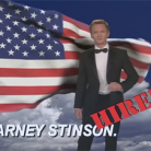Thumbnail image for Barney Stinson's Video Resume
