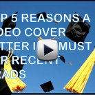 Thumbnail image for Top 5 Reasons Why a Video Cover Letter is a MUST for Recent Grads