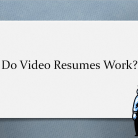Thumbnail image for (VIDEO) Do Video Resumes Work?